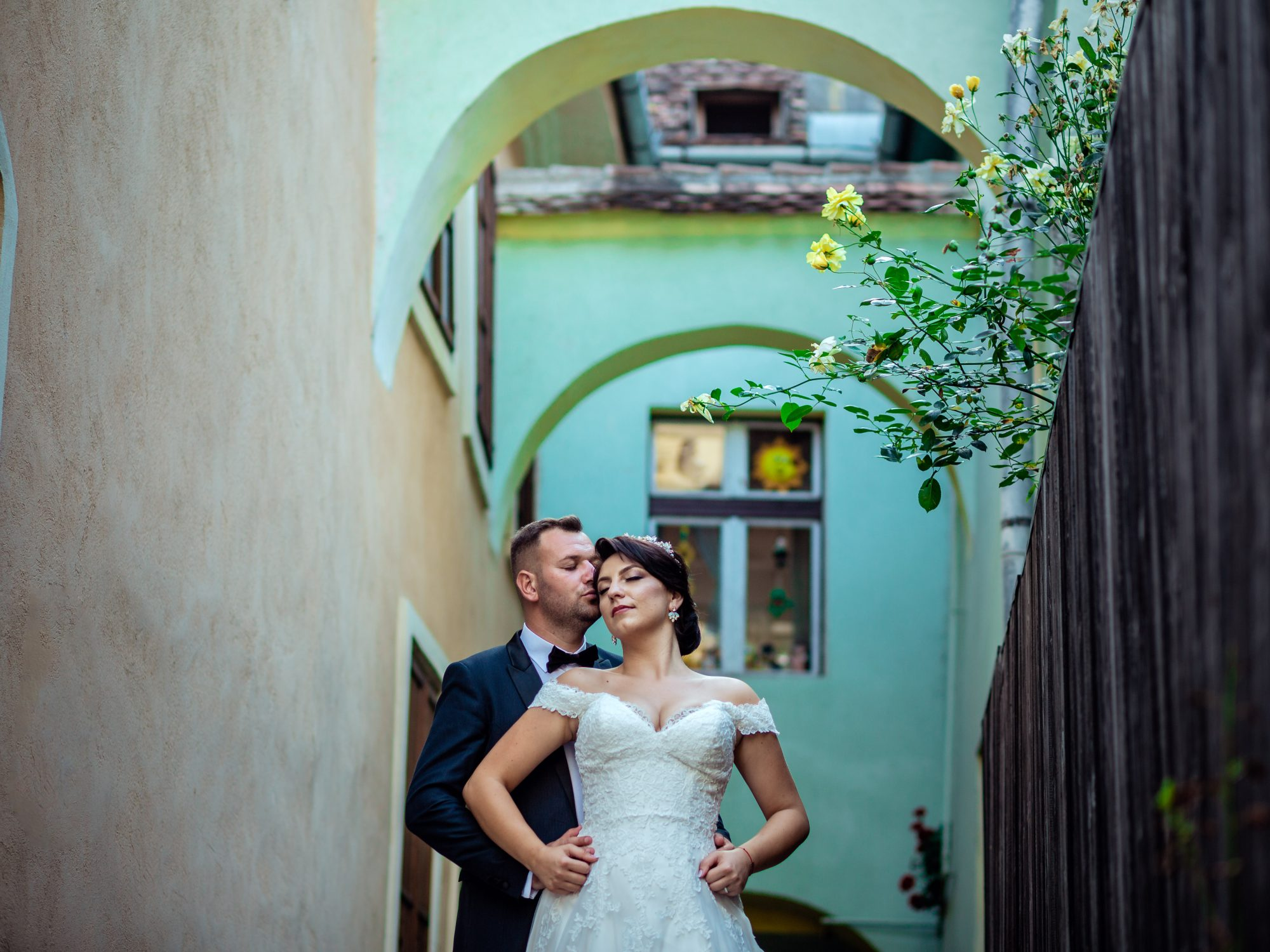 LEU 0973 2000x1500 - TRASH THE DRESS - Roxana si FLORIN